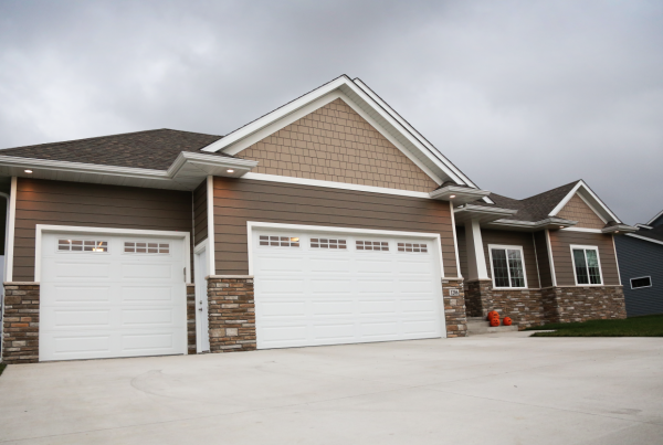 Custom Home building in Iowa City, Solon, Coralville and Surrounding areas