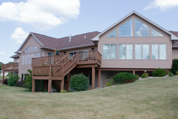 Custom Homes Iowa City