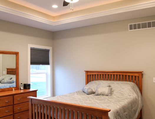 Solon New Construction | Bedroom Designs