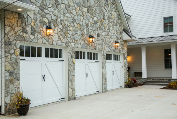 Custom Home Garage | Custom Home Builder and General Contractor Iowa City