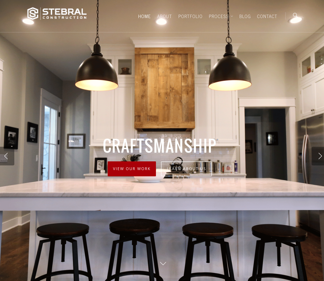 Welcome to Stebral Construction's New Website!