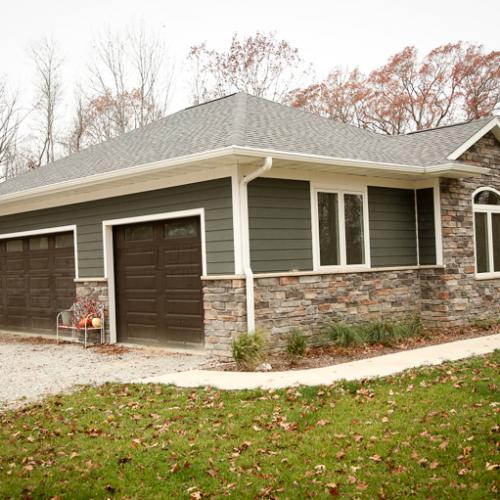 Custom Homes by Stebral Construction