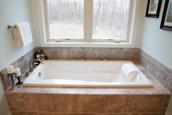 Bathroom Design Custom Homes Iowa City