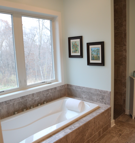 Bathroom Designs Custom Home Iowa City