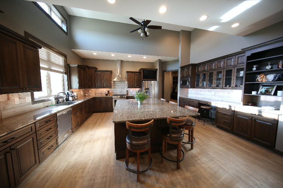 Kitchen Stebral Construction Home Builder Iowa City , Coralville Solon North Liberty