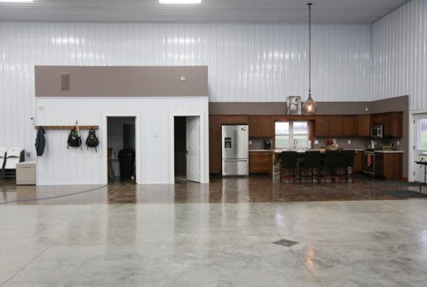 Custom Shop Kitchen Iowa City