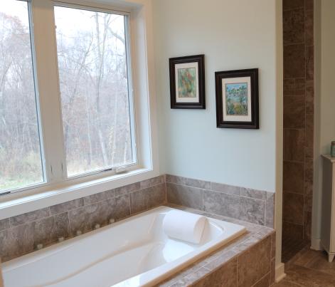 Bathroom Designs Custom Home Iowa City