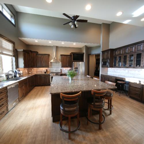 Kitchen Stebral Construction Home Builder Iowa City , Coralville Solon North Liberty